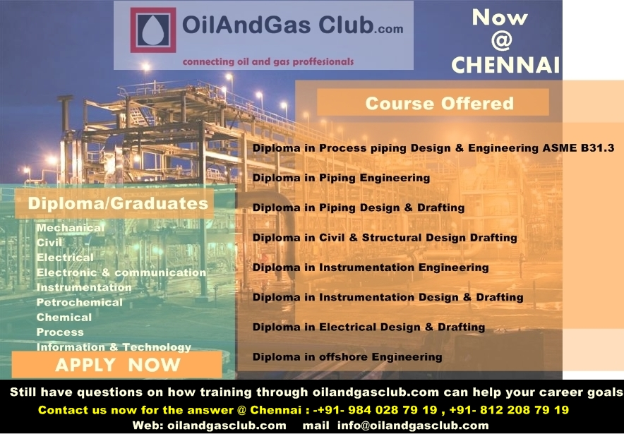 Oil and Gas Courses-Oil and Gas Training Online