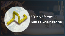 Piping Design Skilled Engineering