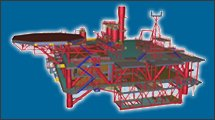 Offshore piping design engineering